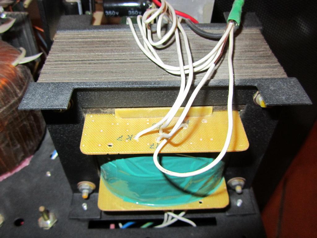 продам пару трансформаторов выходных для усилителя PP 6с19п.  1,3,5,7,9 обмотки - 60 витков 0,9мм 2,4,6,8 обмотки...